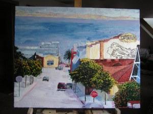 The Dream Theater in Monterey, CA